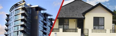 Investing in property   apartment or house?   realestate