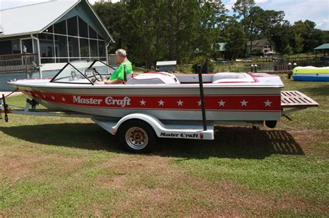 mastercraft competition ski boat mastercraft 1985 for sale for 9 500 boats from usa