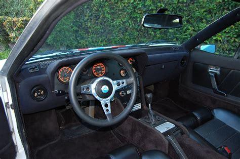 renault alpine a310 interior alpine a310 iedei