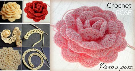 como hacer flores de crochet top como tejer flores en crochet wallpapers