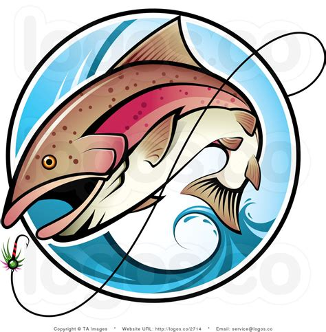 clipart logo fish clipart logo pencil and in color fish clipart logo