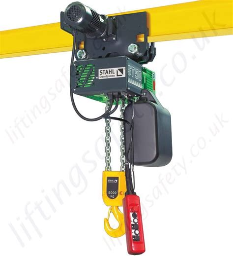 Electric Chain Hoist Chainstergt Up To 2 500 Kg stahl chain hoist wiring diagram efcaviation