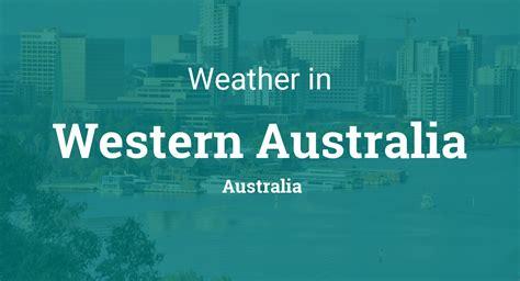 weather  western australia australia