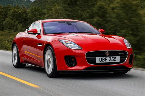 Jaguar F Type 4 Seater Jaguar F Type Coupe 4 Cyl 2017 Review Auto Express