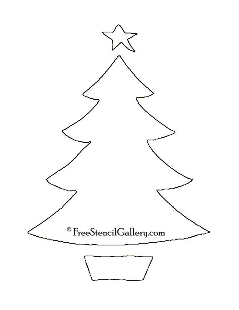 tree stencil free 28 images how to draw a tree free