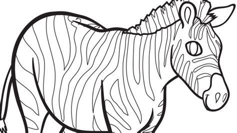 Z Zebra Coloring Page by Alphabet Series Z Zebra Grandparents