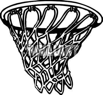 basketball net clipart clip of basketball net 101 clip