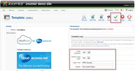 web developer class how to use templates in joomla gt gt 20