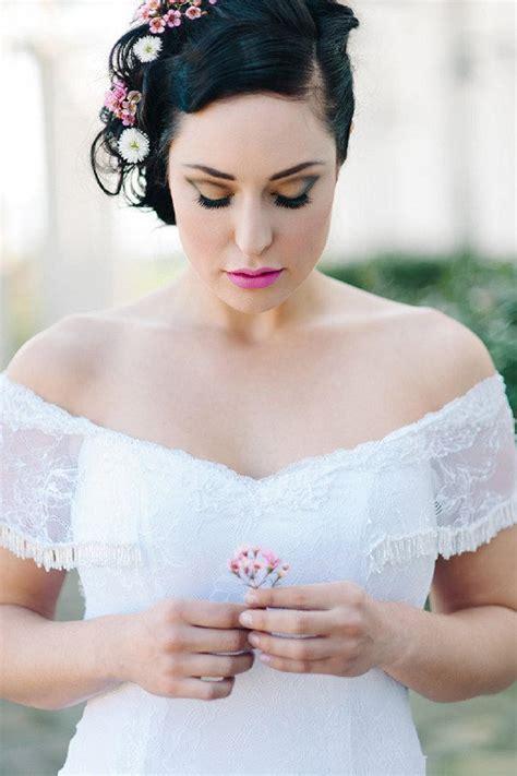 whimsical wedding hairstyle ideas for hair