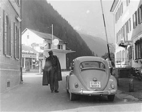 Schweiz Brief Zoll So Zoll Es Sein 252 Ber Den Import Oldtimern Import Import Export Service