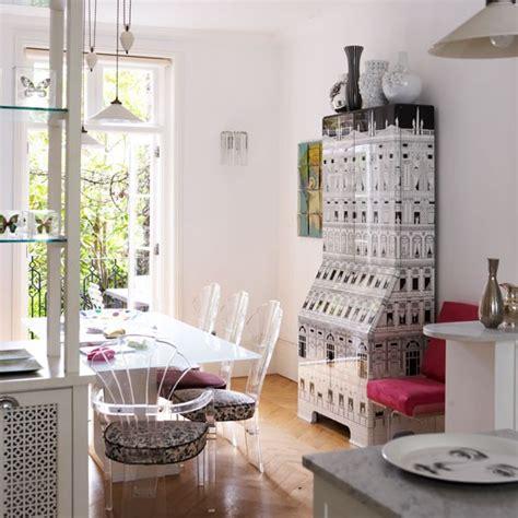 monochrome dining room decorating ideas  lulu