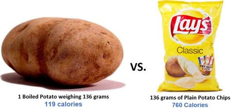 Exercise For Potatoes by The Best Way To Lose Weight Without Exercise Or Counting