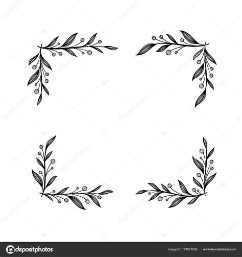 cornici per biglietti cornici floreali decorazioni uniche per biglietto di