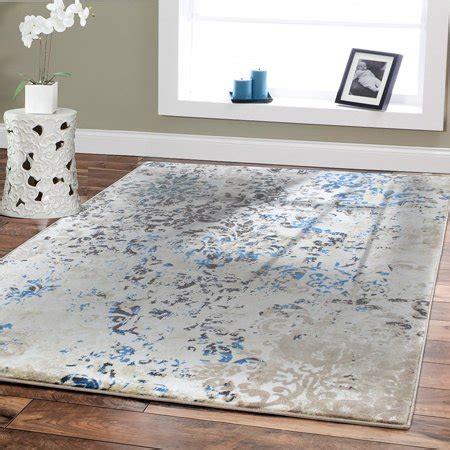 modern rug 5x7 luxury high quality rugs for living room 5x8 blue