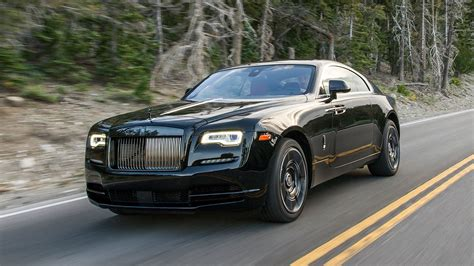 roll royce wraith black rolls royce wraith black badge 2016 review car magazine