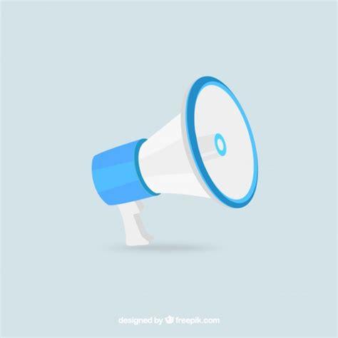 megaphone clipart megaphone illustration vector premium