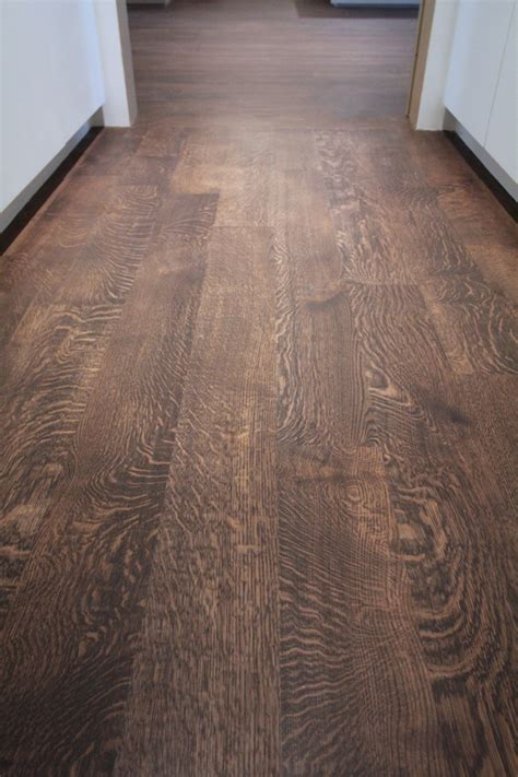 Upper West Side   rift & quarter sawn oak flooring