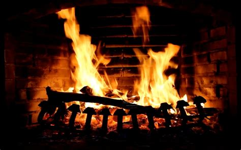 Yuletide Fireplace Channel by Fireplace Astrology With Gregg