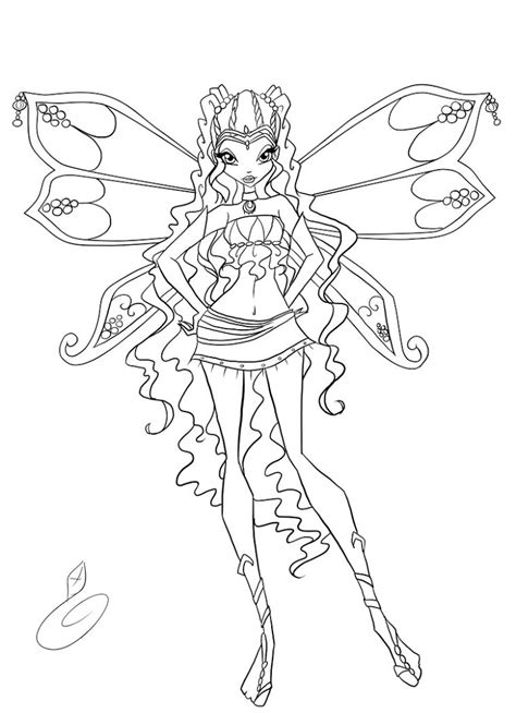 winx club coloring pages games winx club coloring pages enchantix az coloring pages