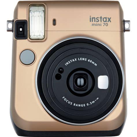 instant instax fujifilm instax mini 70 instant gold