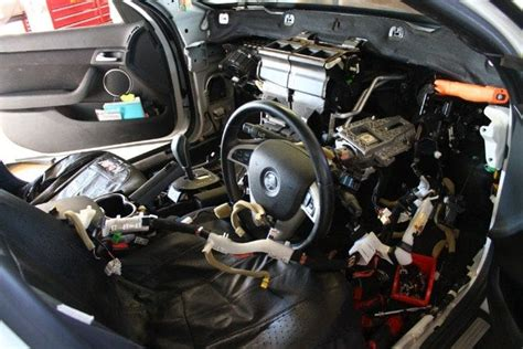 holden commodore ve evaporator replacement accelerate