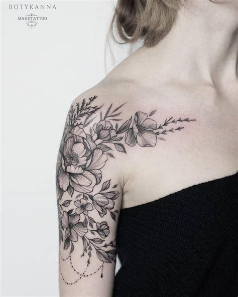 zen tattoo family diana severinenko 24 gorgeous botanical tattoos by anna botyk page 2 of 2