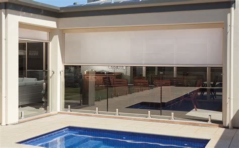 ambient blinds for patios patio blinds patio awnings
