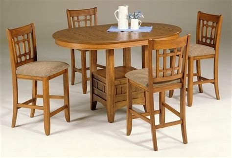 table santa rosa santa rosa mission style counter height casual dining set