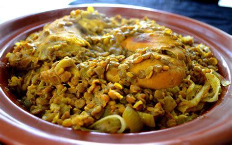 comment faire de la cuisine mol馗ulaire rfissa ou trid recette de rfissa ou trid