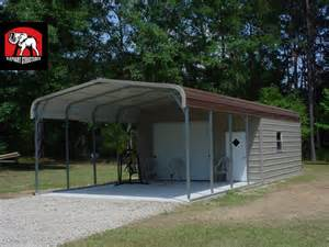Carport Of Garage Garage Carports Carport