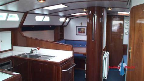 zeiljacht zelfbouw for sale type v d stadt 45 sailing yacht sailing world