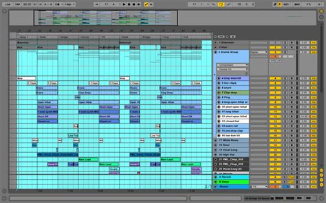 Future Bass Pop Ableton Live Template Chainsmokers Inspired Pml Future Bass Ableton Template Free