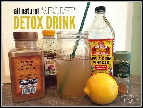 All Detox by All Quot Secret Quot Detox Drink Recipe Immune System
