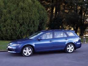 mazda 6 atenza wagon 2005 2006 2007 autoevolution
