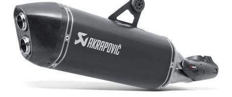 Motorrad Auspuff Slip On by Akrapovic Slip On Line Auspuff Motorrad News