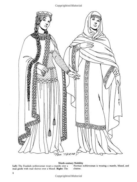 Tom Tierney - Vestimenta de nobles francas, siglo IX