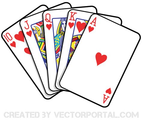vector playing cards download free vector art free vectors