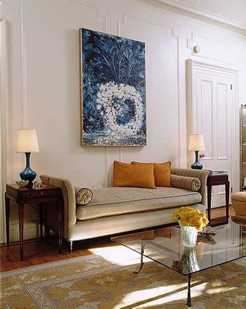 Daybeds In Living Room Ideas Utiliser Des Couleurs D Accent Pour Equilibrer Votre