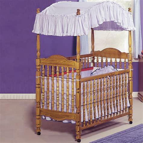 child craft crib 4 poster chesapeake bay collection oak
