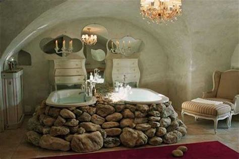 natural stone bathtub 21 natural stone bathtub ideas for your classy bathroom architecture design