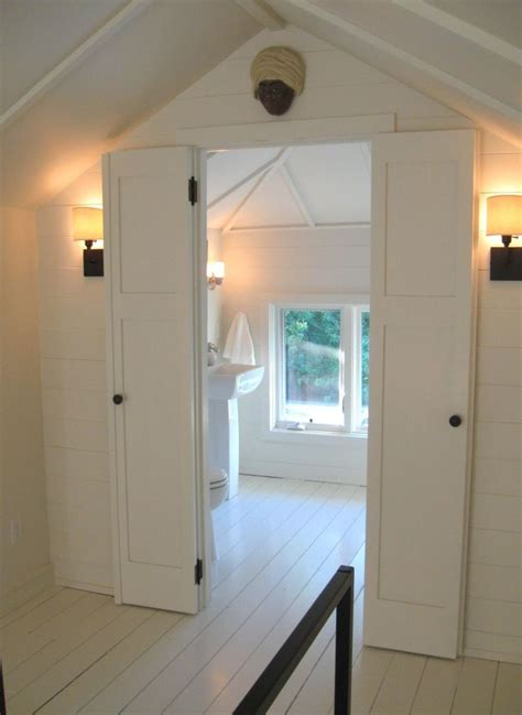 bathroom closet door ideas luxury attic closet door ideas roselawnlutheran