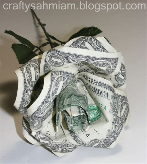 Shaped Dollar Bill Origami - folding dollars into shapes