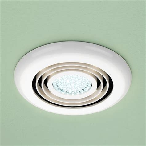 Hib Turbo Led Inline Bathroom Extractor Fan In White Bathroom Extractor Fan With Light