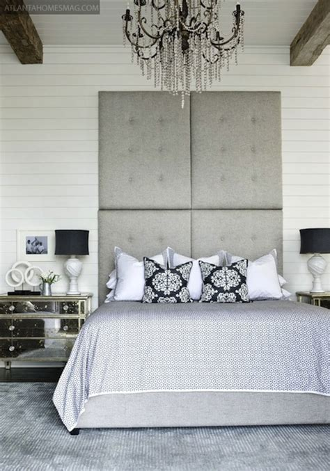 tall white headboard tall tufted headboard contemporary bedroom tracery