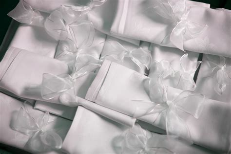 Wedding Napkins by Linen And Napkins A List Wedding Services