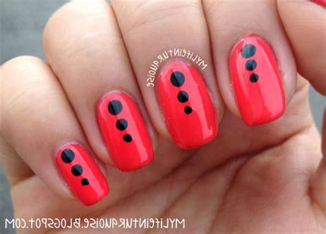 Easy Nail Decorations by Idee Deco Ongle Facile A Faire Ongle Gel Deco En Blanc