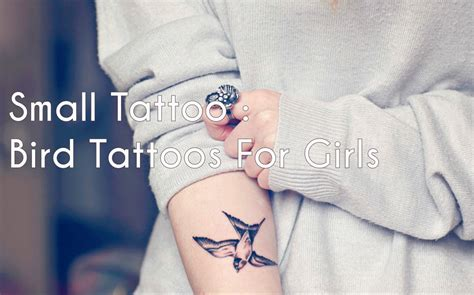 small girl tattoos tumblr bird wrist tattoos www pixshark images