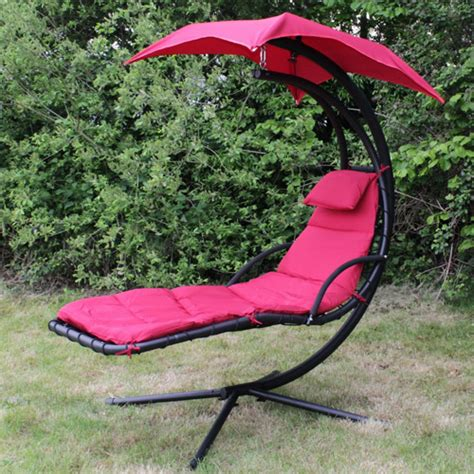 deluxe garden helicopter chair beige helicopter chair