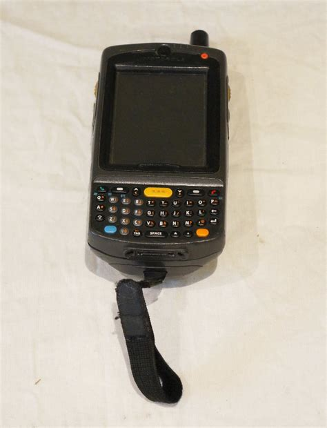 motorola mobile computer scanner motorola symbol barcode scanner mobile computer mc7596