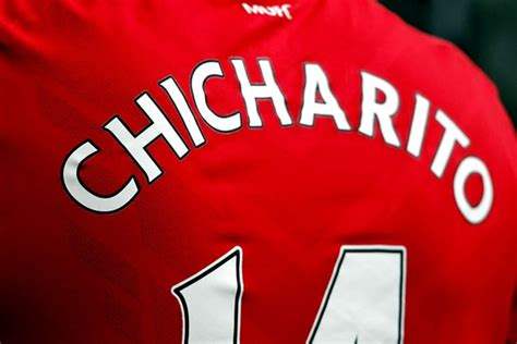 Aaf Chicharito 2 T Shirt chicharito s jersey is one of the most sold worldwide